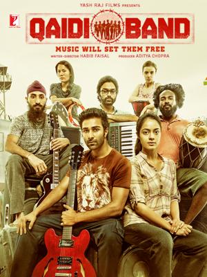 Qaidi Band Cartel de la película