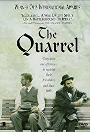 The Quarrel(1991) Poster - Movie Forum, Cast, Reviews