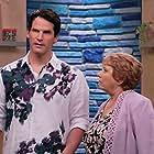 Lynne Marie Stewart and Ryan Gaul in Comedy Bang! Bang! (2012)