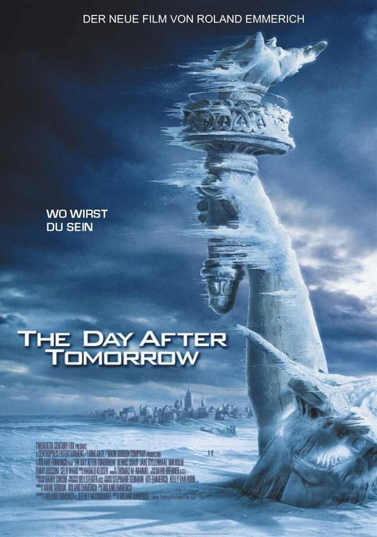 The Day After Tomorrow (2004) - IMDb