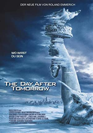 The Day After Tomorrow Poster Image