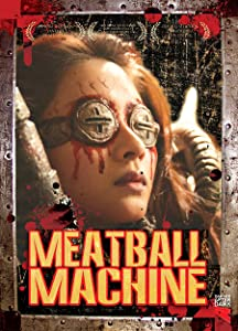Movies downloadable free Meatball Machine [flv]