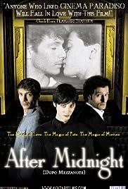 Dopo mezzanotte(2004) Poster - Movie Forum, Cast, Reviews