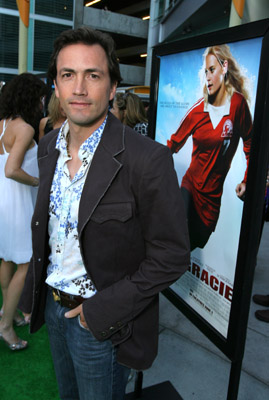 Andrew Shue at an event for Gracie (2007)