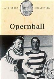 Opernball Poster