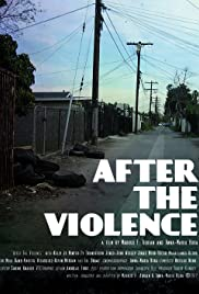 After the Violence Poster