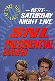 Saturday Night Live: Presidential Bash Poster