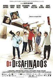Os Desafinados Poster