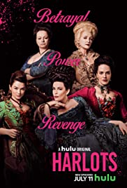 View Harlots - Season 2 (2018) TV Series poster on Ganool