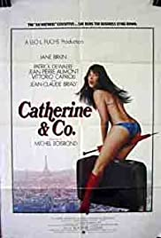 Catherine & Co. (1975) Poster - Movie Forum, Cast, Reviews