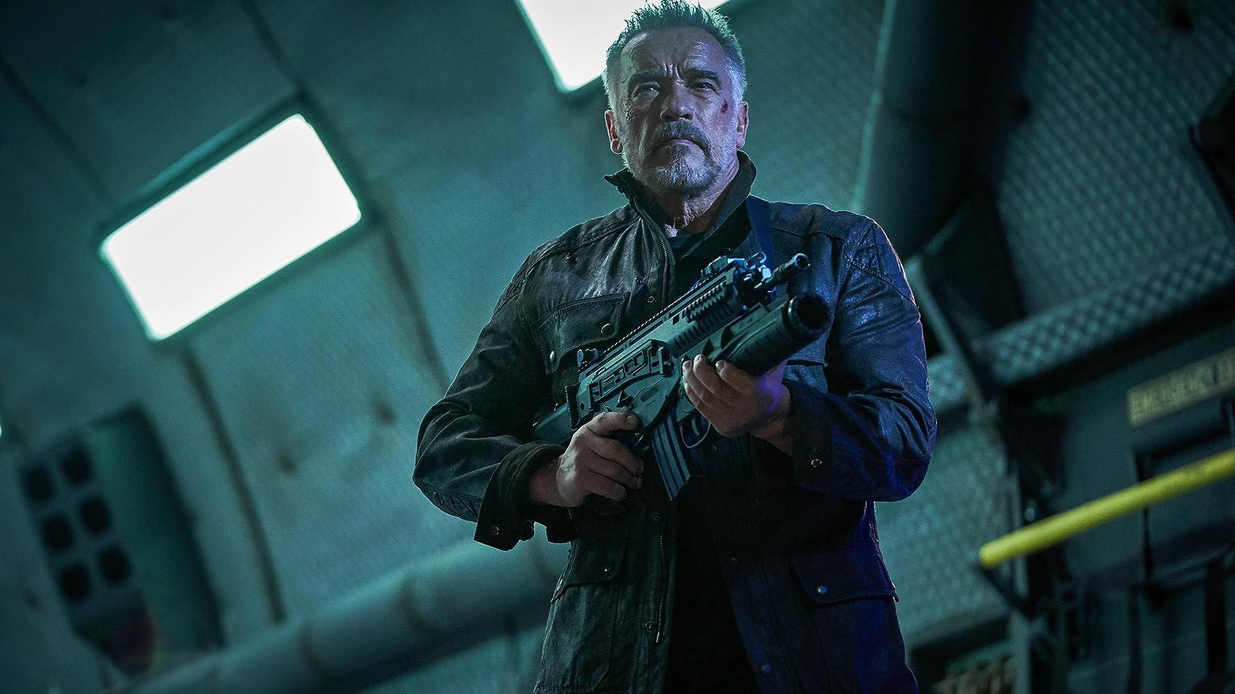 Arnold Schwarzenegger in Terminator: Dark Fate (2019)