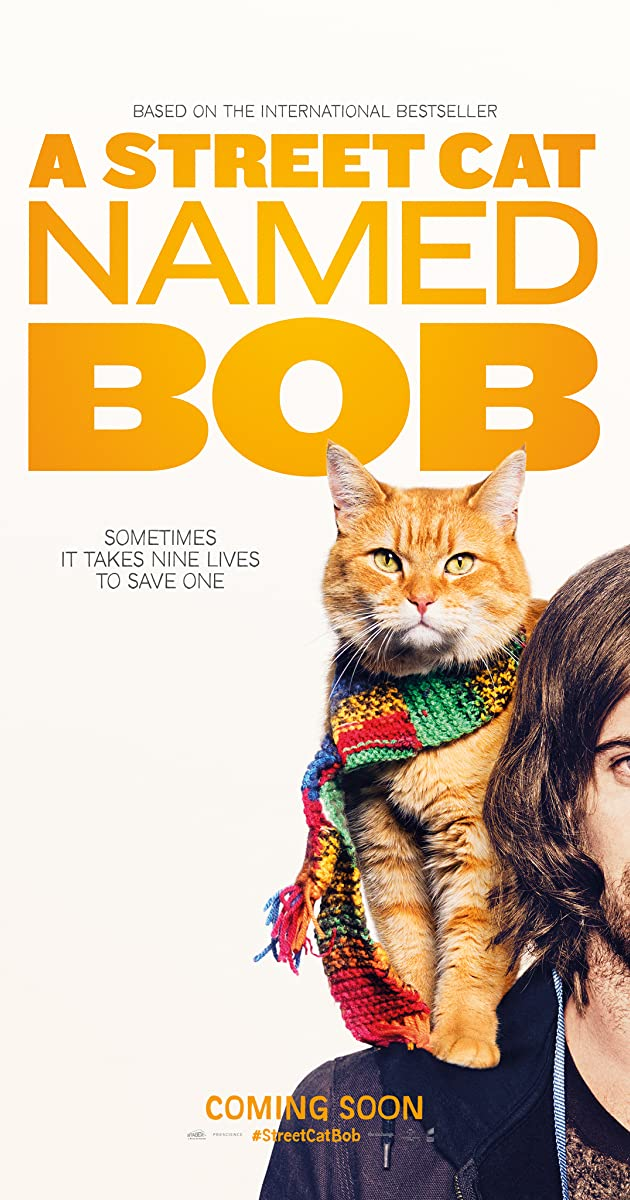 Subtitle of A Street Cat Named Bob