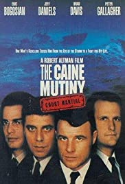 The Caine Mutiny Court-Martial Poster