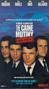 Movies video download The Caine Mutiny Court-Martial by [360x640]