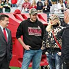 Gwen Stefani, Blake Shelton, Michael Bidwill, and Steve Keim in All or Nothing: A Season with the Arizona Cardinals (2016)