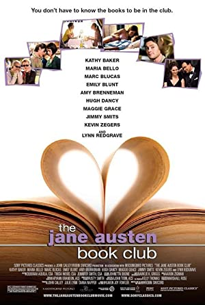 The Jane Austen Book Club Poster Image