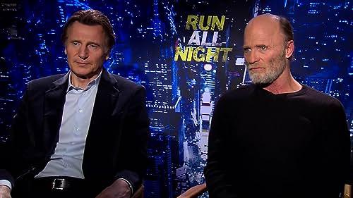 Fresh Takes: Liam Neeson and Ed Harris