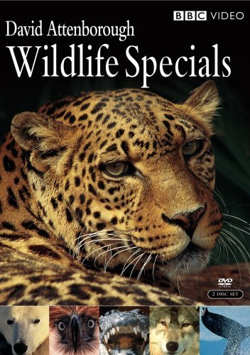 دانلود زیرنویس فارسی سریال David Attenborough Wildlife Specials