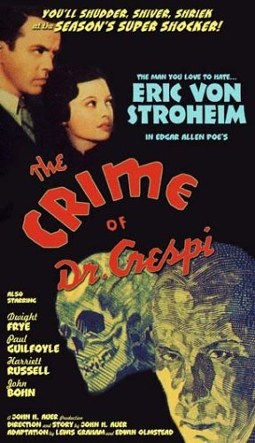 Paul Guilfoyle, Erich von Stroheim, and Harriet Russell in The Crime of Doctor Crespi (1935)