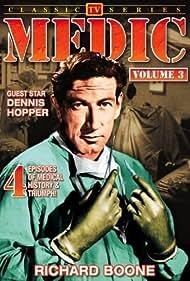 Richard Boone in Medic (1954)