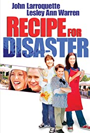 Recipe for Disaster Poster