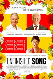 Unfinished Song (2012) Poster - Movie Forum, Cast, Reviews