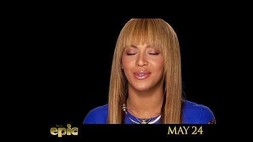 Beyonce TV Spot