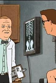 Hank's Back Poster