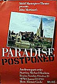 Paradise Postponed Poster
