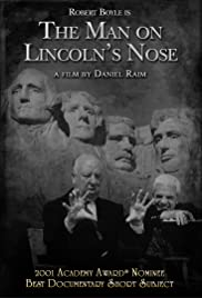 The Man on Lincoln's Nose Poster