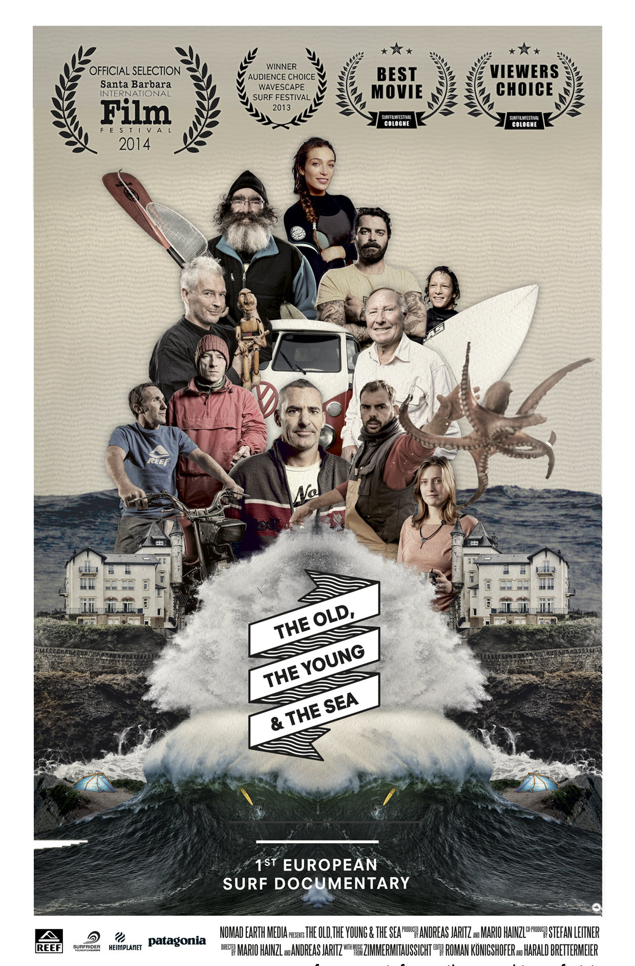 The Old, the Young & the Sea on FREECABLE TV