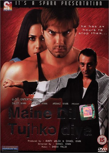 Maine Dil Tujhko Diya 2002 Hindi 720p HDRip 1.2GB