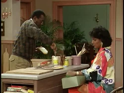 The Cosby Show: Clip -- Cliff's Eating Habits