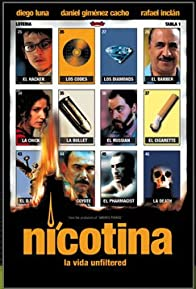 Primary photo for Nicotina