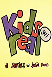 Kids Get Real Poster