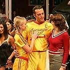 Vince Vaughn, Scarlett Chorvat, Christine Taylor, Chris Williams, and Lauren Mary Kim in Dodgeball: A True Underdog Story (2004)