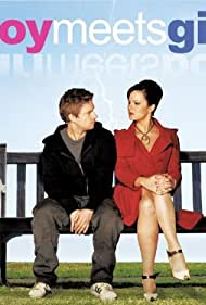 Martin Freeman and Rachael Stirling in Boy Meets Girl (2009)