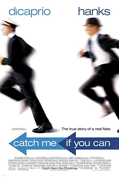 Catch Me If You Can (2002) BluRay 720p & 1080p