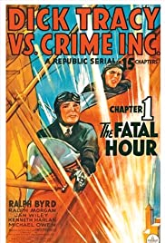 Dick Tracy vs. Crime, Inc. Poster