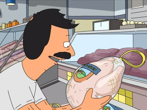 "Image result for Bob's Burgers ""An Indecent Thanksgiving Proposal"" (Season 3, Episode 5)"