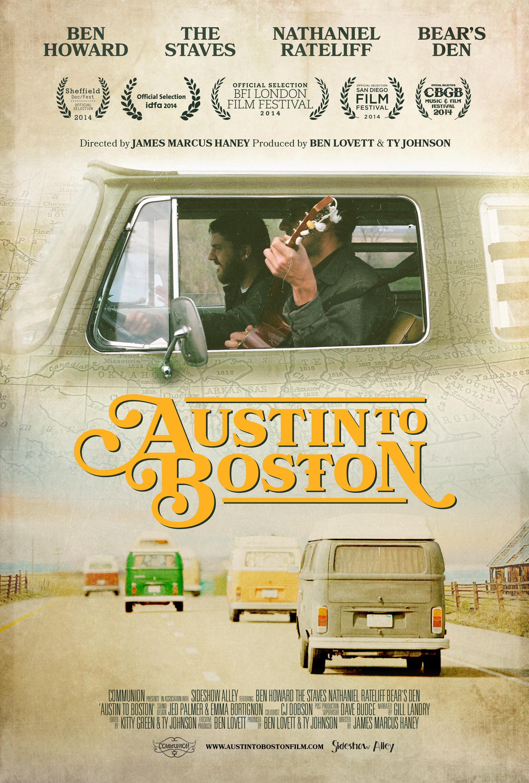 Austin to Boston (2014) - IMDb