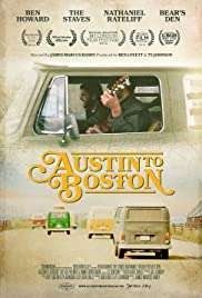 Austin to Boston Poster