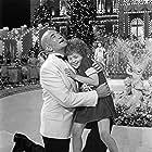Albert Finney and Aileen Quinn in Annie (1982)