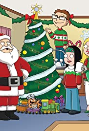the most adequate christmas ever poster - American Dad Christmas Episode
