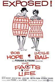 The Facts of Life (1960) Poster - Movie Forum, Cast, Reviews
