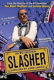 Slasher Poster