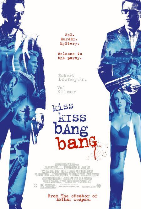Kiss Kiss Bang Bang (2005) Hindi Dubbed