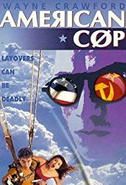 American Cop Poster
