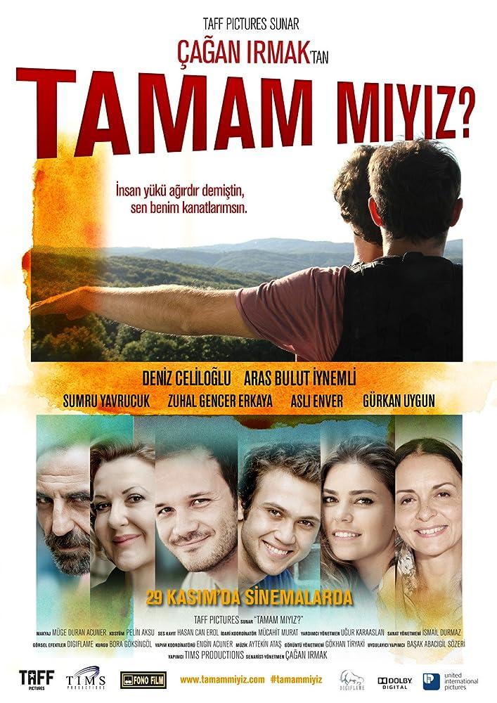 18. Tamam miyiz? (2013) İzlenmesi Gereken En İyi Türk Filmleri