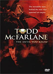 Movies 4 free download The Devil You Know: Inside the Mind of Todd McFarlane [BRRip]